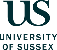 photo of uni of sussex logo