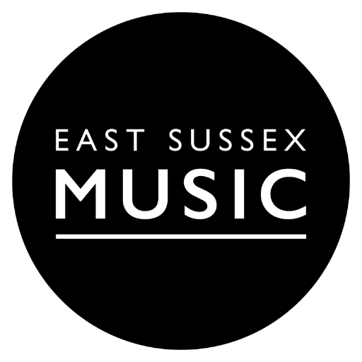 east sussex music logo