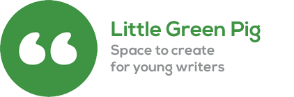photo of little green pigl logo